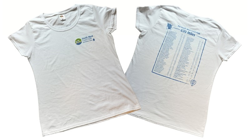 Coast Path T-Shirt - Men's WHITE