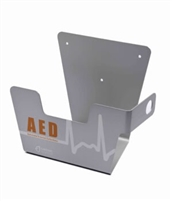 Cardiac 180-2022-001 Storage Sleeve AED G3 Wall Mounted Gray