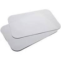 "Crosstex FBAWH Tray Cover White 5 1/2 x 12 1/4"" 1000/ctn"