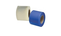 "Barrier Film w/ Non-Stick Edge, Clear, 4"" x 6"" Sheets, 1200/roll in Dispenser Box, 12 rolls/cs"