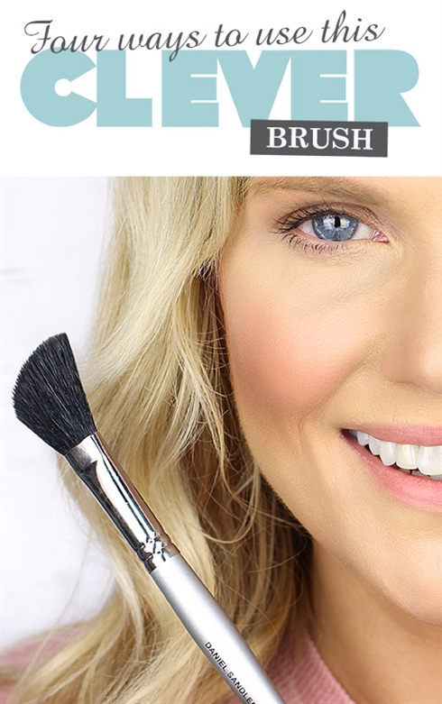 Daniel Sandler Contour Powder Brush,  Beauty and the Boutique