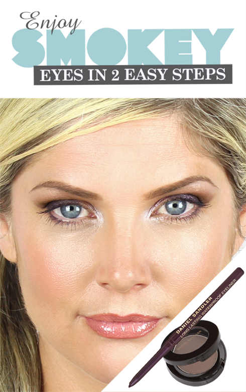 Daniel Sandler Eyeliner and Eye Shadow Duo,  Beauty and the Boutique