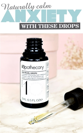 ilapothecary SOS Pearl Drops, Beauty and the Boutique