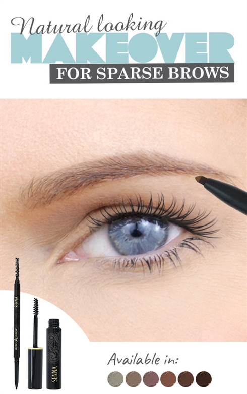 Senna Brow Duo,  Beauty and the Boutique