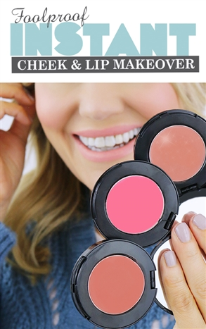 Senna Cheeky Blush & Lip,  Beauty and the Boutique