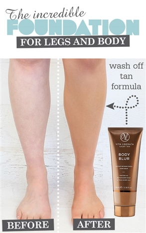 Vita Liberata Body Blur Instant HD Skin, Beauty and the Boutique