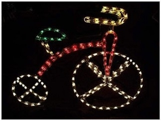 Tricycle Christmas