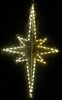Nativity Star Large Hanging