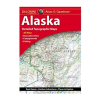 ALASKA GAZETTEER 2018 Edition