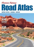 American Highway Road Atlas