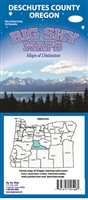 Deschutes County, OR Map
