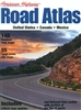 American Highway Road Atlas - Medium Size Atlas