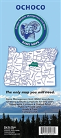 Ochoco GMU Map