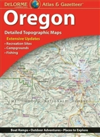 OREGON GAZETTEER