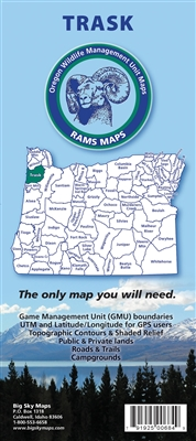 Trask GMU Map