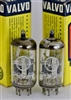 1960's NOS AMPEREX HOLLAND VALVO PCC88 (6DJ8 6922) MATCHED TUBE PAIR MATCHED Mu