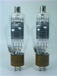811A NOS RCA Bundesamt BWB EAGLE POWER TRIODE MATCHED PAIR