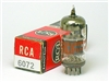RCA 6072 (12AY7) TUBES for Fender Amps