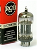 NOS 5751 RCA USA BLACK PLATE SRV GUITAR TUBE CHIME