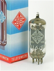 NOS TELEFUNKEN 6AU6 EF94 SINGLE TUBE for Sony C37A C800G Altec 21 Schoeps CM61