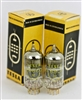 "NOS 6922 E88CC TESLA ""GOLD-GRID"" DOME TOP GOLDPIN MATCHED PAIR TUBES 1965 ROZNOV"