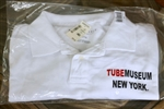 TUBE MUSEUM TELESHIRT T-SHIRT 100% PRE-SHRUNK COTTON