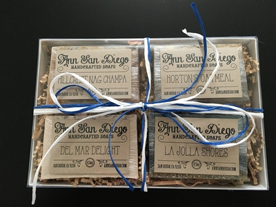 Exfoliating Soap Gift Set