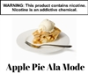 Apple Pie Ala Mode
