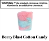 Berry Blast Cotton Candy