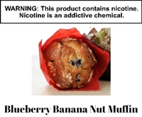 Blueberry Banana Nut Muffin