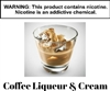 Coffee Liqueur & Cream
