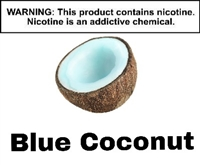 Blue Coconut Nicotine Salt