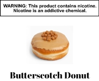 Butterscotch Donut Nicotine Salt