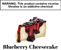 Blueberry Cheesecake Nicotine Salt