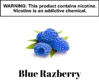 Blue Razberry Nicotine Salt