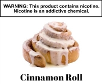 Cinnamon Roll Nicotine Salt