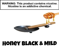 Honey Mild & Black Nicotine Salt