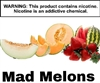 Mad Melonz Nicotine Salt