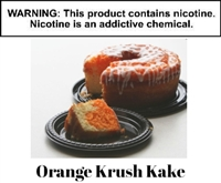 Orange Krush Kake Nicotine Salt