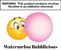 Watermelon Bubblicious Nicotine Salt