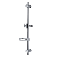 PULSE ShowerSpas 1010-CH Adjustable Slide Bar - Chrome