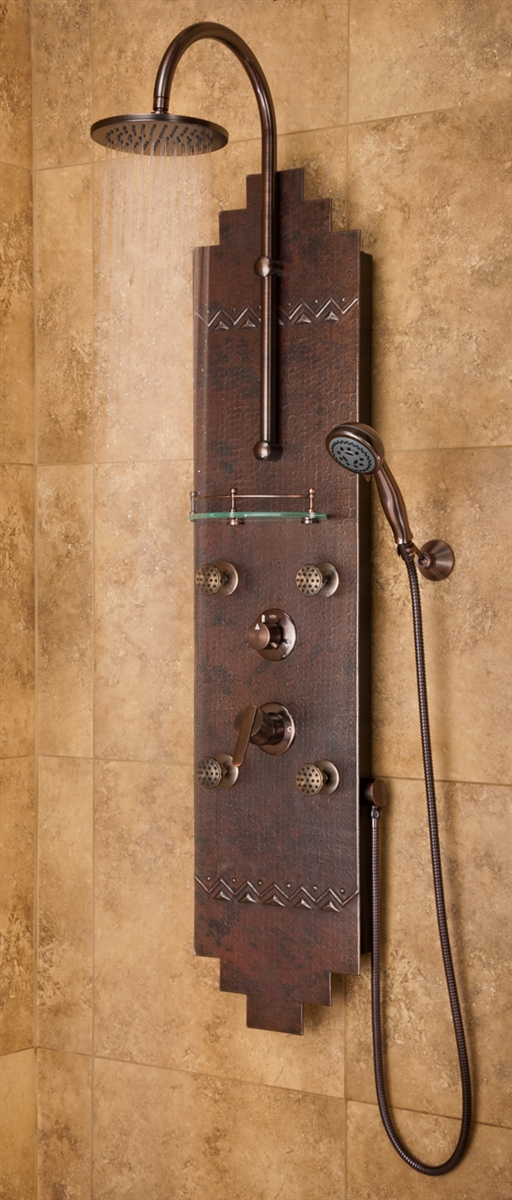 Bronze Shower Head With Handheld. Oil Rubbed Bronze. Oilrubbed ...