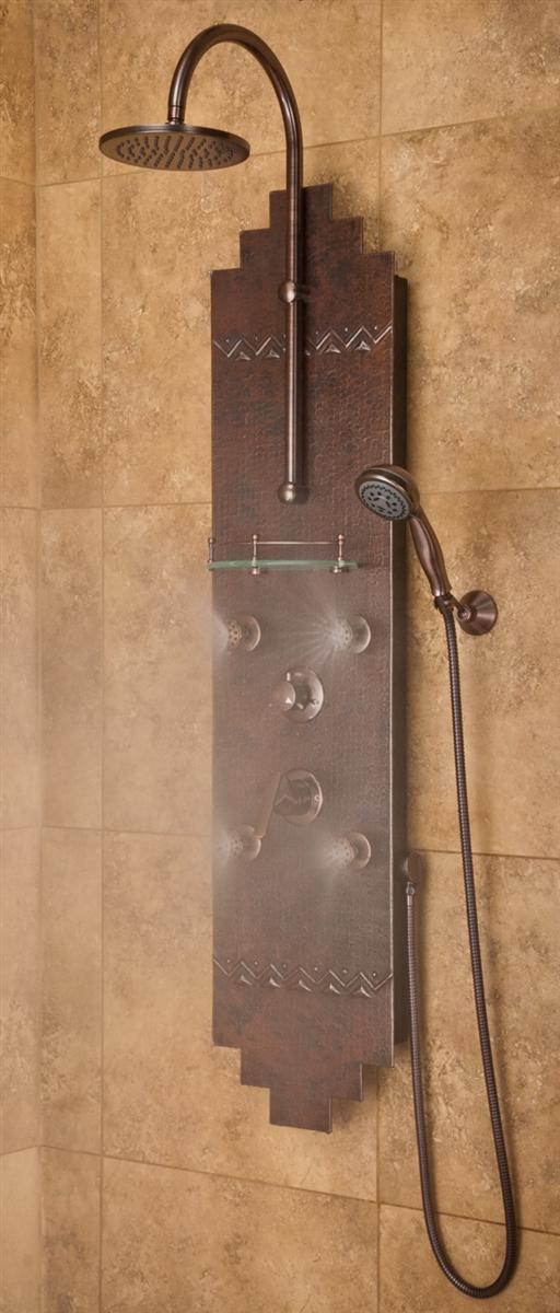 PULSE Navajo Copper Shower System - Remodel Market - Buy Now!