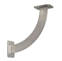 Metal Countertop Support - from Hardware and Molding