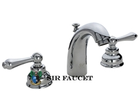 Wide Spread Lavatory Faucet