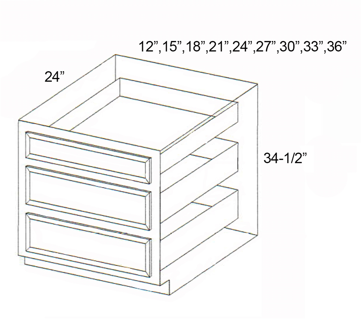 Parkview Cabinets Sfs Btd15