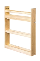 "Century Components Cascade Series 3-1/2"" Base Cabinet Organizer"