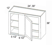 Parkview Cabinets PRCCW3036