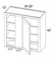 Parkview Cabinets PRCCW3042
