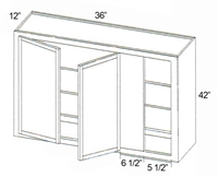 Parkview Cabinets PRCCW3642